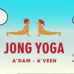 Jong Yoga flyer