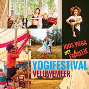 Yogifestival Veluwemeer 2018